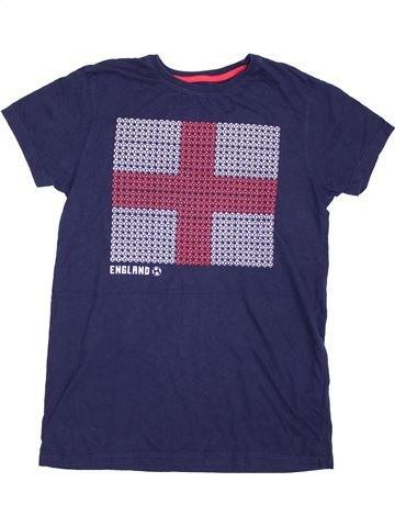 Camiseta de manga corta niño PRIMARK azul 13 años verano #1394654_1