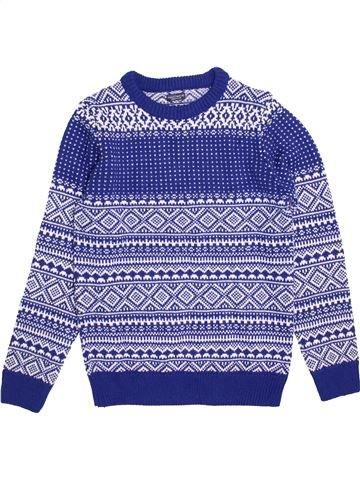 jersey niño NEXT azul 12 años invierno #1394775_1