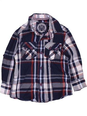 Chemise manches longues garçon TU bleu 3 ans hiver #1394824_1
