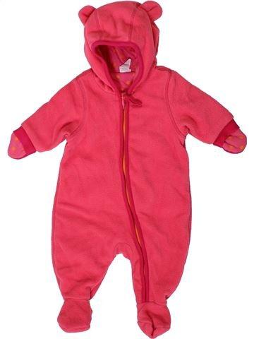 Robe de chambre fille H&M rose 1 mois hiver #1395012_1