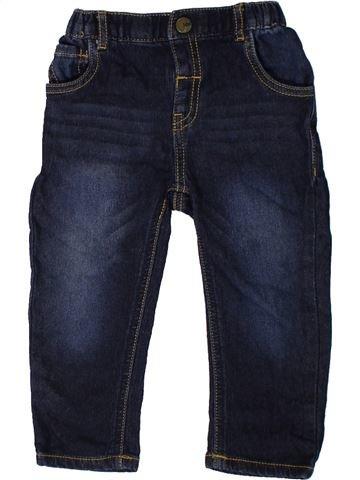 Tejano-Vaquero niño NUTMEG azul oscuro 12 meses invierno #1395017_1