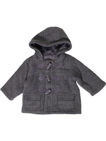 Abrigo niño MARKS & SPENCER gris 9 meses invierno #1395076_1