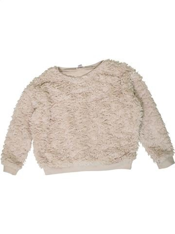 Pull fille RIVER ISLAND beige 12 ans hiver #1395091_1