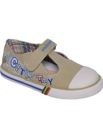 Zapatos con velcro niño PABLOSKY gris 27 verano #1395350_1