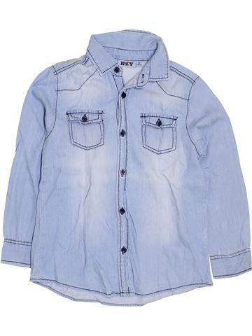 Chemise manches longues garçon KIABI gris 8 ans hiver #1395499_1