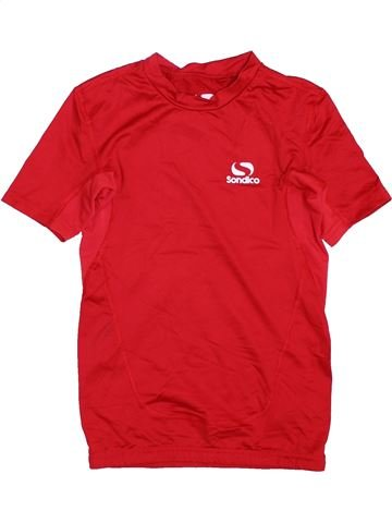 Ropa deportiva niño SONDICO rojo 10 años verano #1395583_1