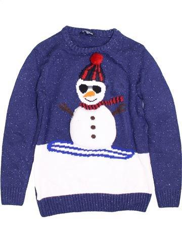 jersey niño MERRY CHRISTMAS violeta 13 años invierno #1395741_1