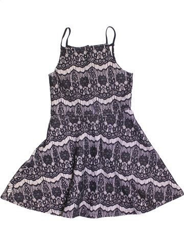 Robe fille NEW LOOK violet 11 ans hiver #1396195_1