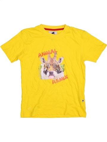 Camiseta de manga corta niño TWISTED GORILLA amarillo 7 años verano #1396429_1