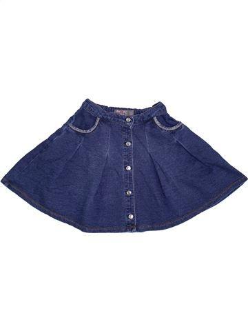 Falda niña ORCHESTRA azul 7 años invierno #1396803_1