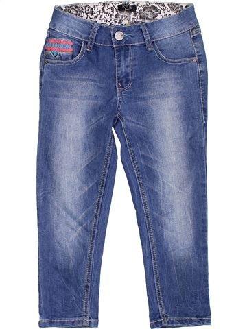 Pantalón corto niña KYLIE azul 9 años verano #1397015_1