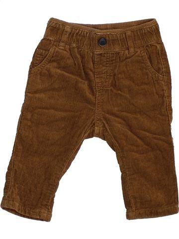 Pantalon garçon MOTHERCARE marron 6 mois hiver #1397062_1