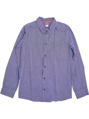 Camisa de manga larga niño TAPE À L'OEIL azul 10 años invierno #1397431_1
