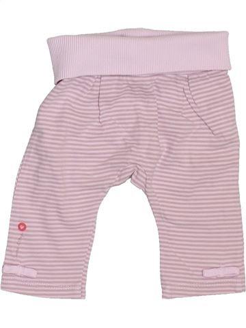 Pantalón niña SUCRE D'ORGE rosa 1 mes verano #1397683_1