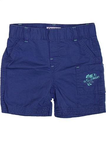 Short - Bermuda garçon CREEKS bleu 2 ans été #1397710_1