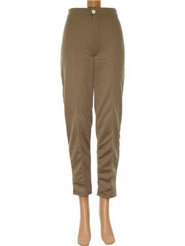 Pantalón mujer BOOHOO 40 (M - T2) invierno #1397785_1