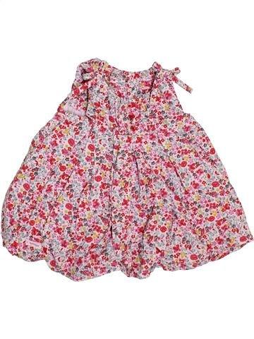 Vestido niña BERLINGOT rosa 3 meses invierno #1397792_1