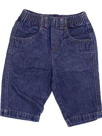 Tejano-Vaquero niño JACADI azul 6 meses invierno #1397926_1