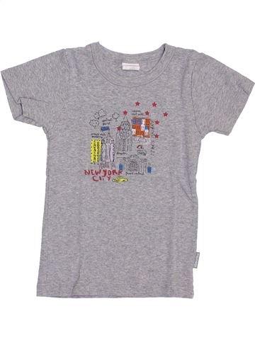 Camiseta de manga corta niña ABSORBA gris 5 años verano #1397948_1