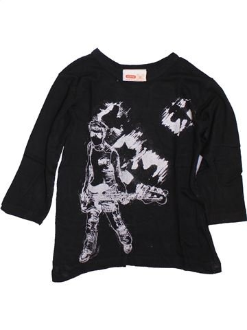 T-shirt manches longues garçon OXBOW noir 3 ans hiver #1397964_1