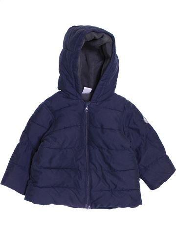 Plumífero niño PETIT BATEAU azul 12 meses invierno #1397997_1