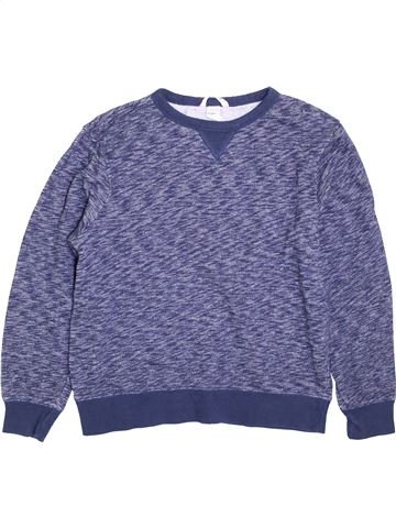 Sweat garçon H&M bleu 14 ans hiver #1398088_1