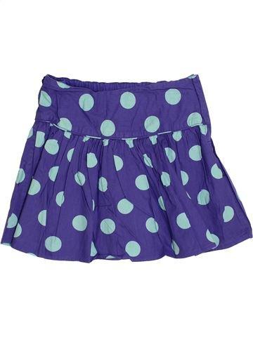 Falda niña 3 SUISSES violeta 8 años verano #1398408_1