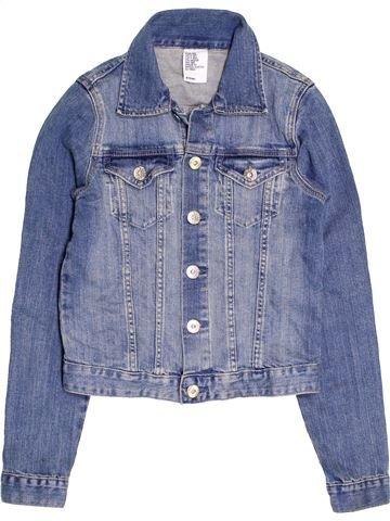 Chaqueta unisex H&M azul 10 años verano #1398928_1