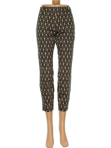 Pantalon femme H&M 38 (M - T1) été #1398942_1