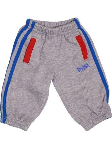 Pantalon garçon LONSDALE gris 3 mois hiver #1398967_1