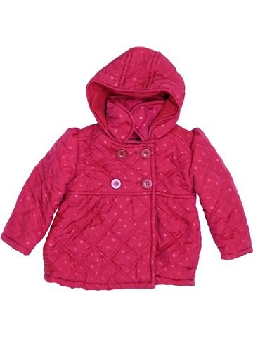 Abrigo niña NUTMEG rosa 2 años invierno #1399006_1
