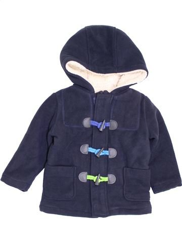 Manteau garçon BLUEZOO bleu 3 ans hiver #1399008_1