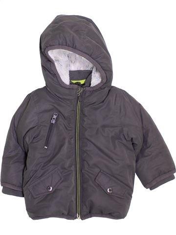Abrigo niño GRAIN DE BLÉ gris 6 meses invierno #1399203_1