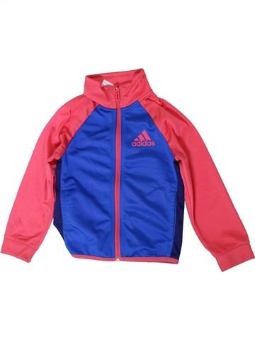 Sportswear fille ADIDAS rose 6 ans hiver #1399480_1
