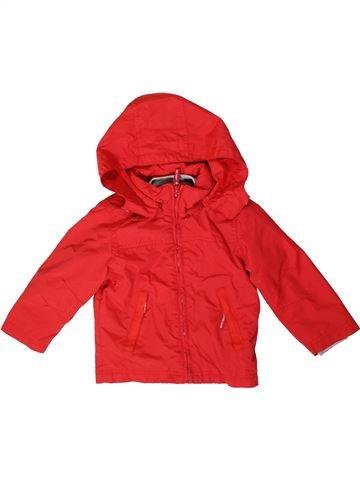 Abrigo niño DPAM rojo 3 años invierno #1399611_1