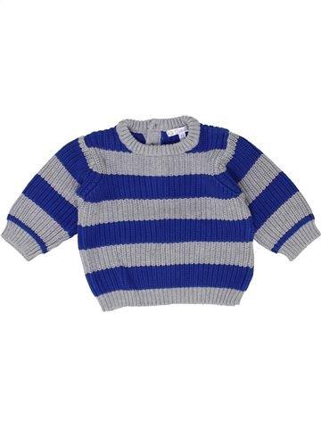 jersey niño KIABI gris 9 meses invierno #1399617_1