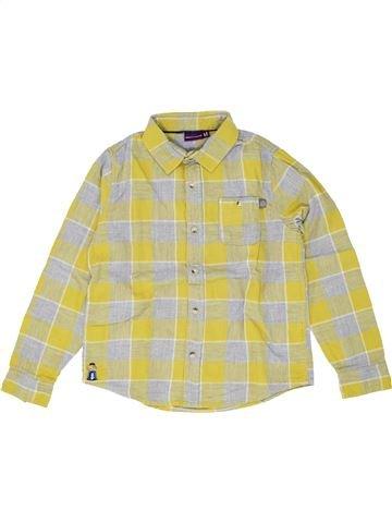 Chemise manches longues garçon SERGENT MAJOR beige 8 ans hiver #1399683_1