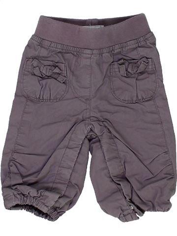 Pantalón niña KIMBALOO gris 1 mes invierno #1399857_1