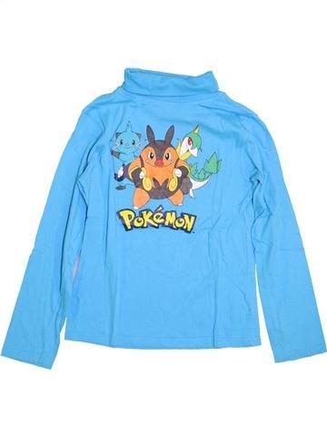 Camiseta de cuello alto niño POKEMON azul 12 años invierno #1400030_1