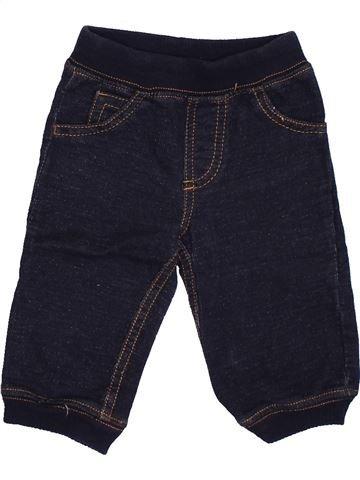 Pantalón niño CARTER'S negro 6 meses invierno #1400083_1