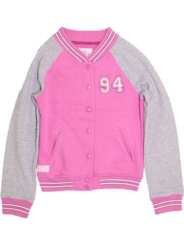 Sweat fille H&M rose 12 ans hiver #1400310_1