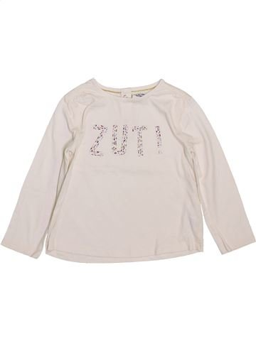 T-shirt manches longues fille TAPE À L'OEIL violet 3 ans hiver #1400358_1