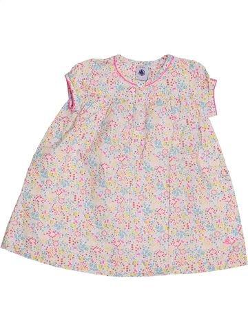 Robe fille PETIT BATEAU rose 18 mois été #1400460_1