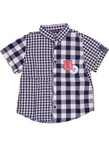 Camisa de manga corta niño SERGENT MAJOR gris 3 años verano #1400692_1