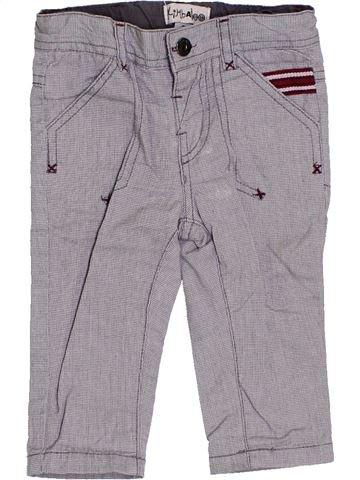 Pantalón niño KIMBALOO gris 6 meses invierno #1400744_1