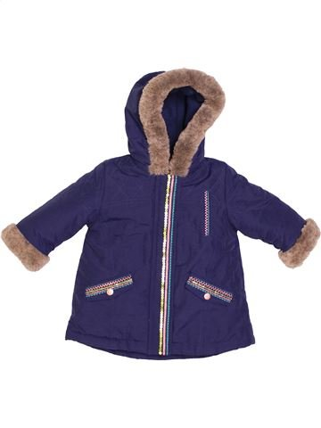 Abrigo niña DPAM azul 9 meses invierno #1400887_1