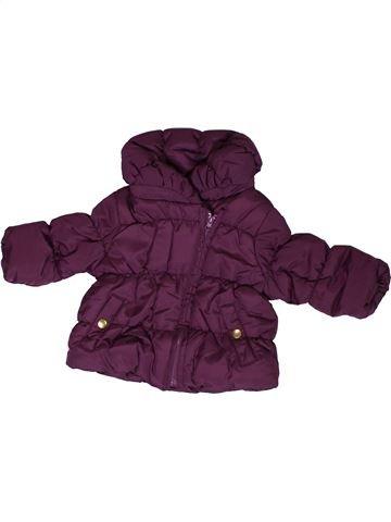 Plumífero niña F&F violeta 3 meses invierno #1400982_1