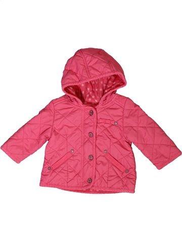 Chaqueta niña NEXT rosa 6 meses invierno #1400990_1
