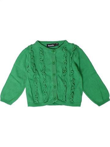 Chaleco niña BEL & BO verde 2 años invierno #1400997_1