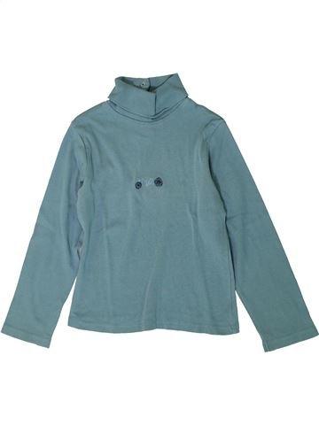 T-shirt col roulé fille SERGENT MAJOR bleu 6 ans hiver #1401177_1